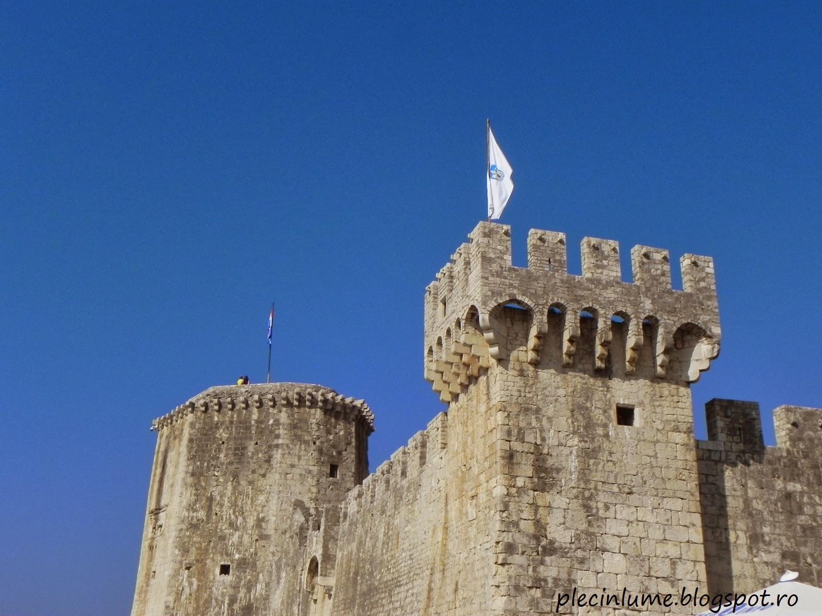 Fortareata Kamerlengo din Trogir