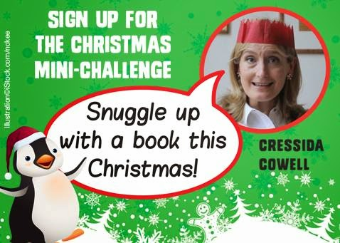 CHRISTMAS MINI READING CHALLENGE.