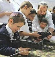 Yahudi Mempersilahkan Turis Tembaki Warga Palestina
