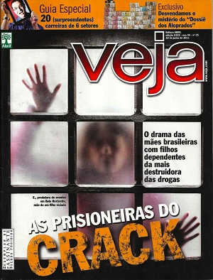 Download Revista Veja As prisioneiras do Crack 22 Junho 2011