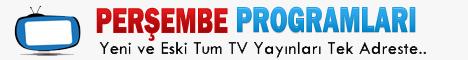 Perşembe Programları, TV Akışları izle