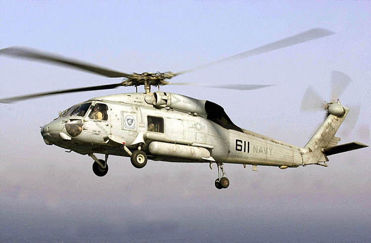 SH-60 Seahawk Anti-Submarine Warfare