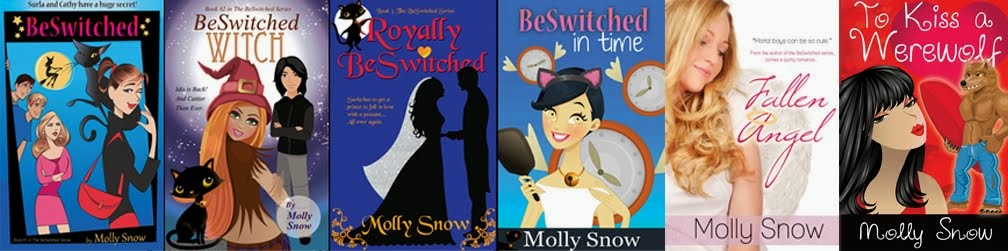 YA Author, Molly Snow