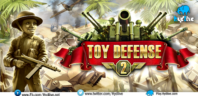 Toy Defense Pro 2 1.1 Apk Free Download