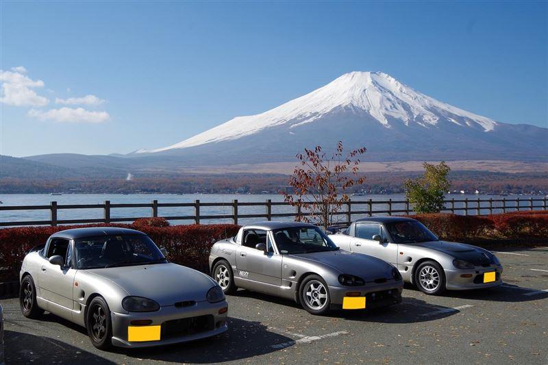 Suzuki Cappuccino, małe sportowe samochody, kei car, silnik R3