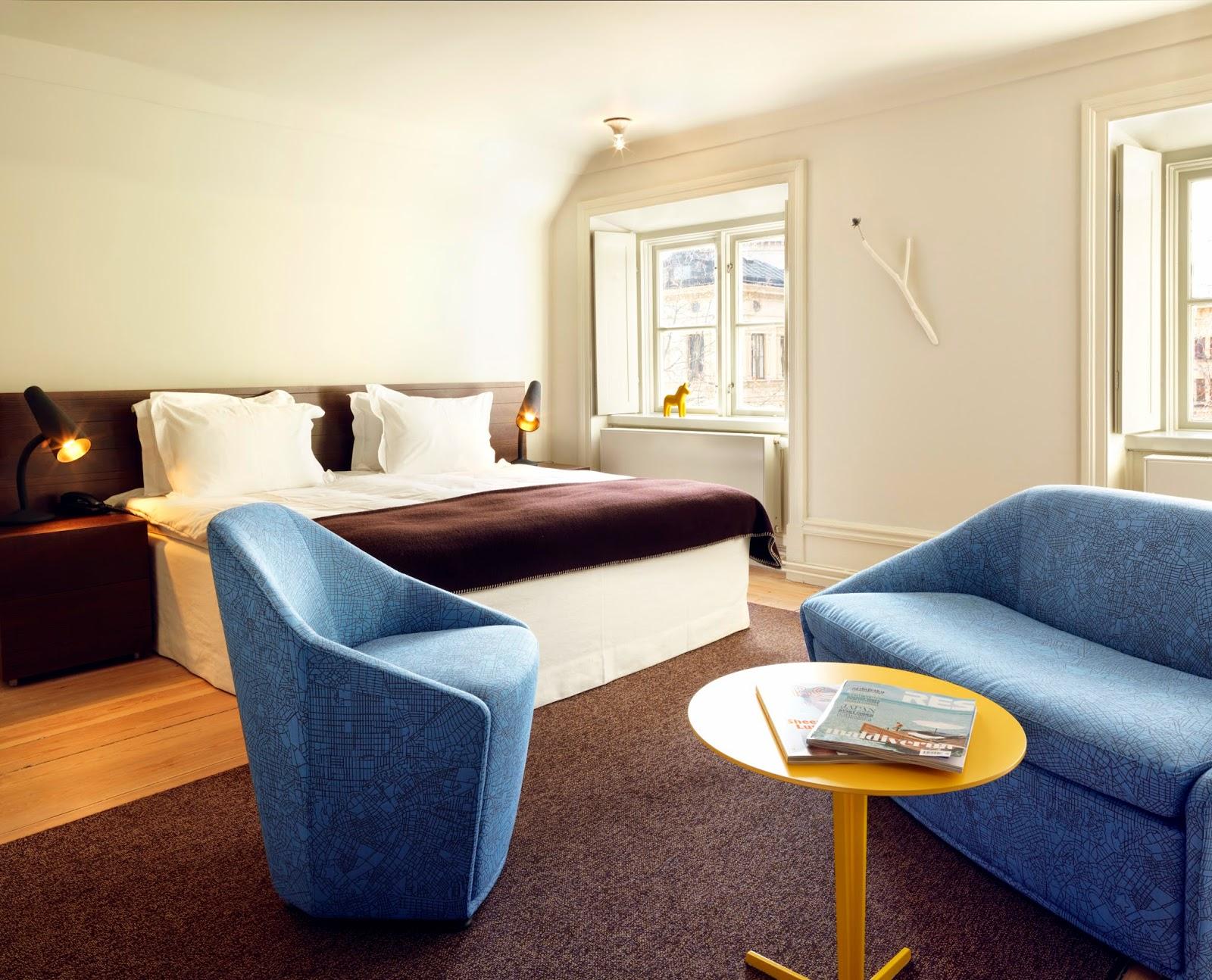 Hotels on Stockholm