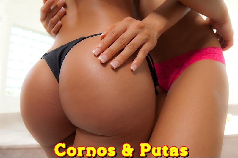 CORNOS E PUTAS