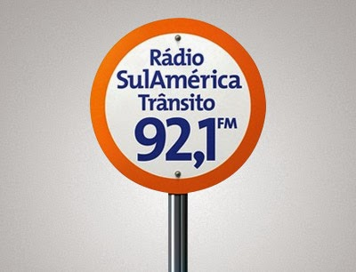 Rádio SulAmérica Trânsito de São Paulo ao vivo