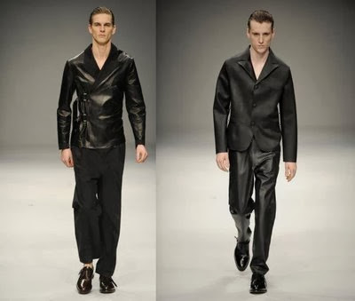 Fetish Fashion : London Designer Tim Soar - Latex Collection For Men