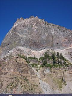 crater lake, spiritual image, core issues, spirituality, spiritual awakening