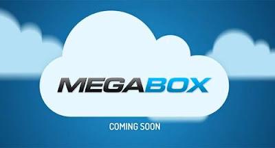 Megabox, um novo serviço de música por Kim Dotcom