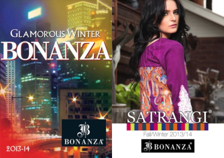 Bonanza Winter Collection 2013-14