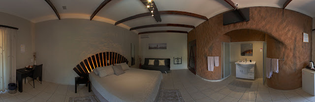 Kubata Lodge Windhoek, Namibia