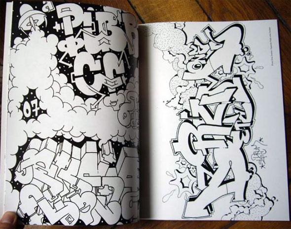 Letras de graffitis abecedario para dibujar chidas - Imagui