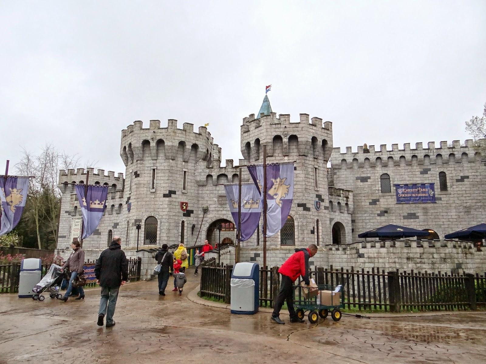 Legoland Windsor 2014, Legoland Windsor Easter, Legoland Windsor Knights Kingdom