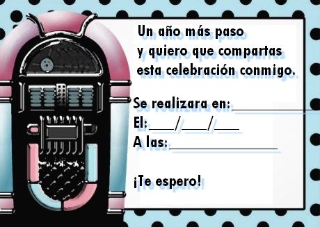 Invitaciones de cumpleanos para adultos tarjetas de - Fiestas de cumpleanos originales para adultos ...