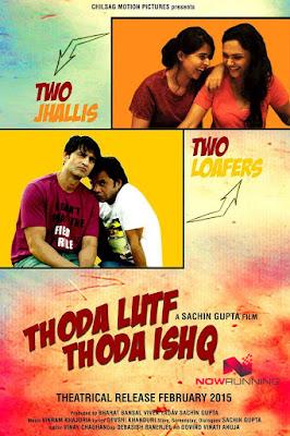 Thoda Lutf Thoda Ishq 2015 Hindi WEBRip 480p 300mb