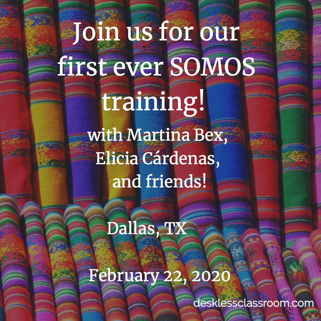 SOLD OUT: February, 2020: SOMOS training