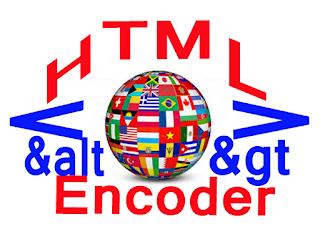 html encoder and editor