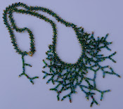 'Coral' necklace