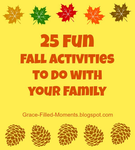 Family Fun for the Fall Season