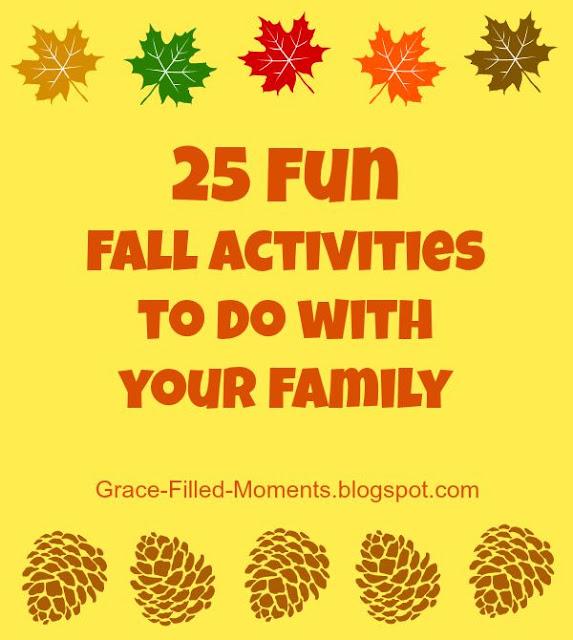 Family Fun for the Fall Season