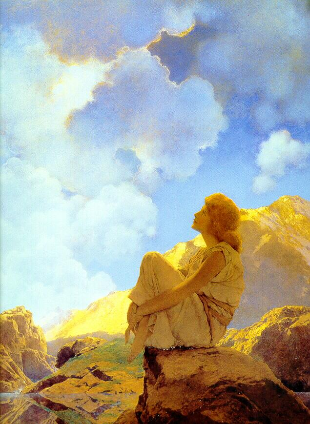 maxfield parrish morning