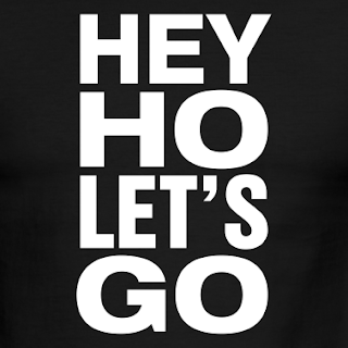 hey go: