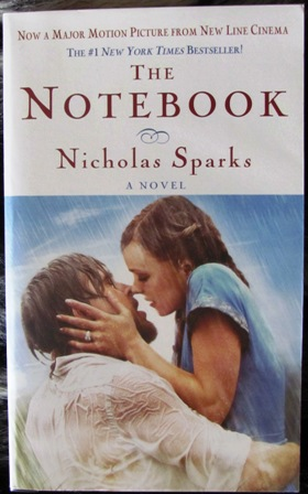 an analysis of the novel the notebook by nicholas sparks Plot overview and analysis written by an experienced literary critic  the  notebook, a 1996 novel written by nicholas sparks, focuses on the romance, as  it.