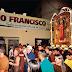 PAINEL DE SÃO FRANCISCO: 500 QUILOS DE FÉ E DEVOÇÃO