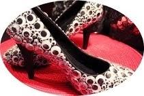 Buty które patrzą