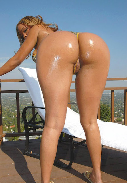 Big Ass Ebony Slut Fucking
