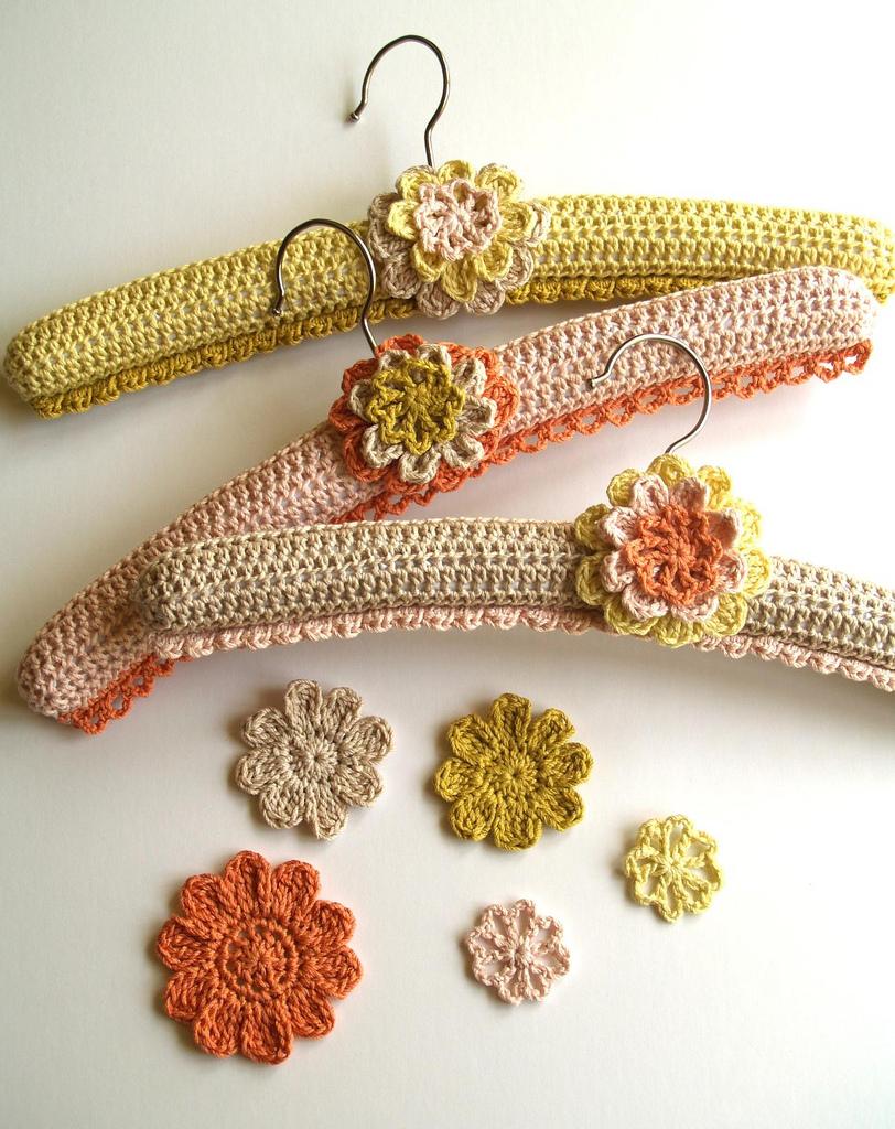 de crochet, dá para aproveitar restos de linha, ficaram bem fofos