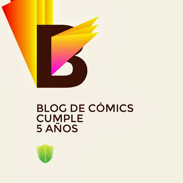 quinto aniversario blog de comics