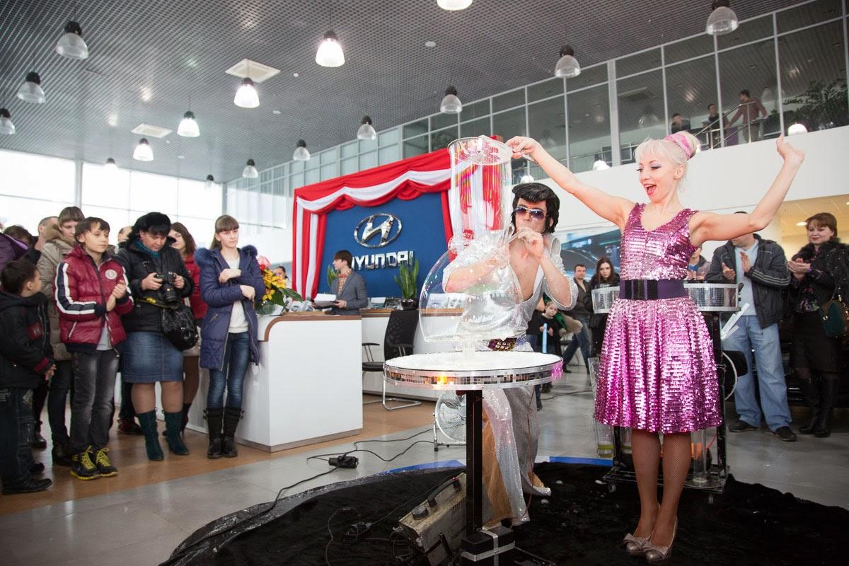 Шоу Мыльных Пузырей в Ростове