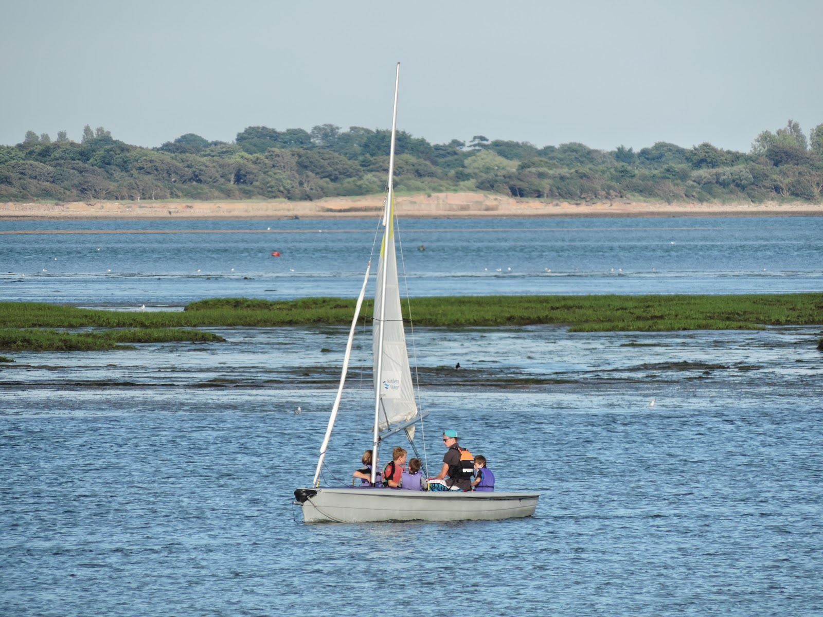 training yacht for sea cadets