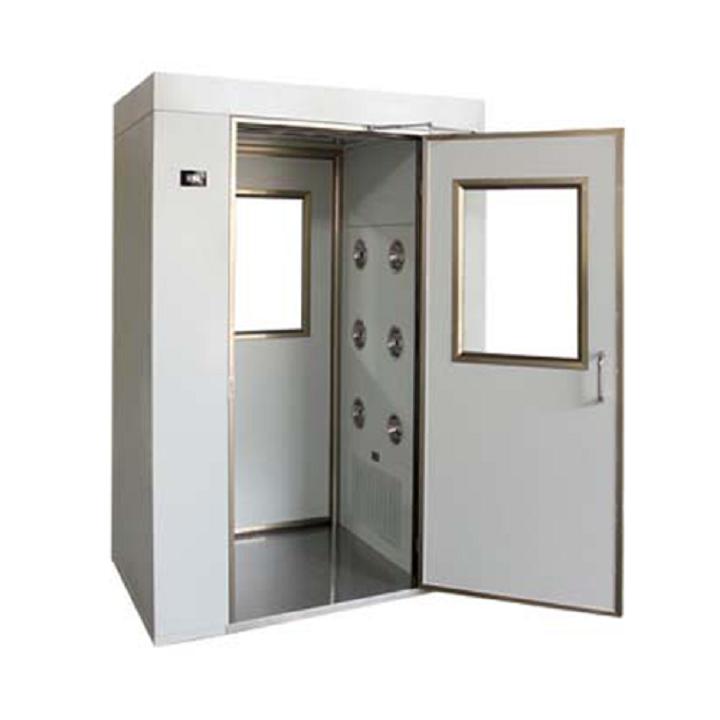 Buồng tắm khí - Air shower cho phòng sạch inox 304
