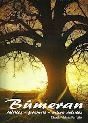 """Mi nuevo libro """"Búmeran"""""""