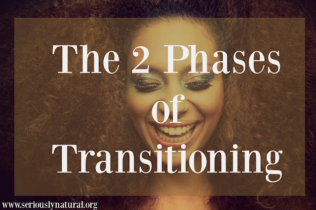 The 2 Phases of Transitioning