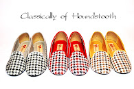 CLASSICALLY OF HOUNDSTOOTH