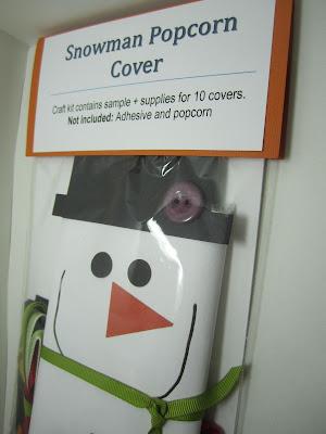 Goin' Over The Edge: Stocking Stuffer idea #5: Snowman ...