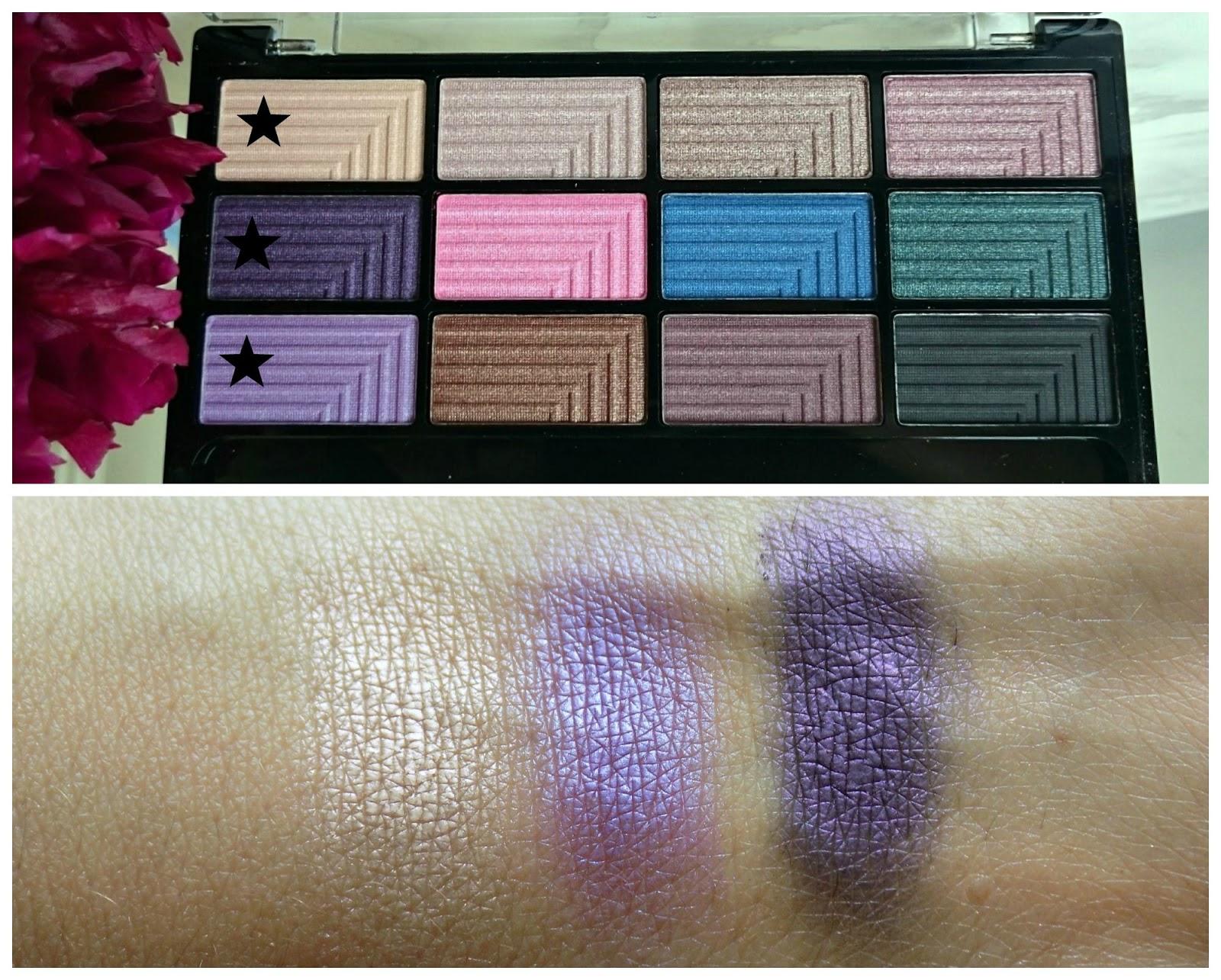 Freedom Makeup Dreamcatcher palette