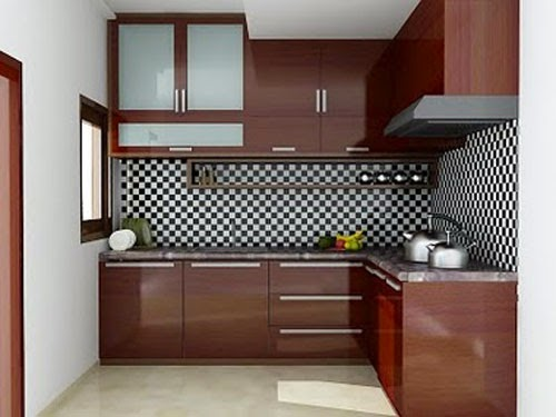 Desain Kitchen Set Dapur Minimalis Ideal