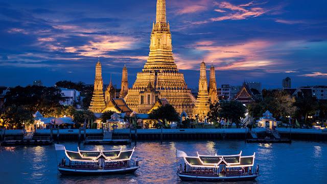 Gradovi u knjizevnosti: Bangkok