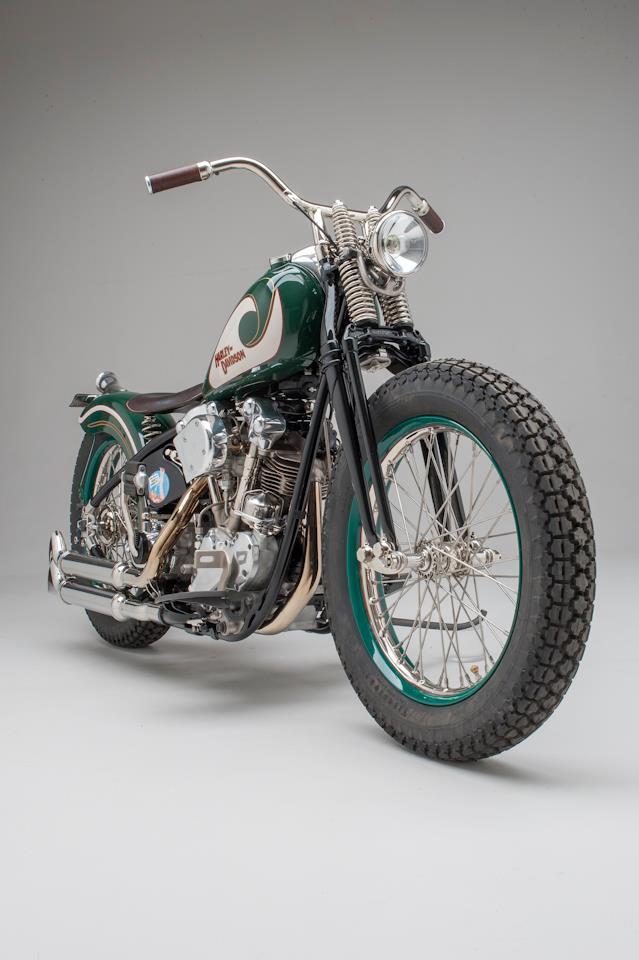 Matt Olsen's Born Free 4 Best in Show '47 Harley-Davidson