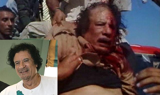 Να γιατί σκότωσαν τον Καντάφι ...ίδια ιστορία χρονιά τώρα με εκτελεστές κομμουνιστές!