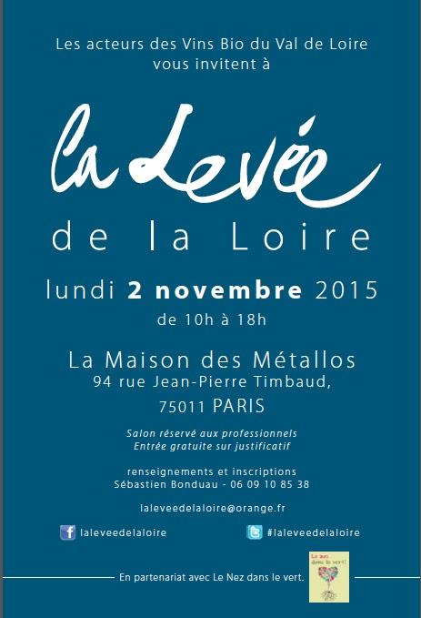 Jim\'s Loire: October 2015