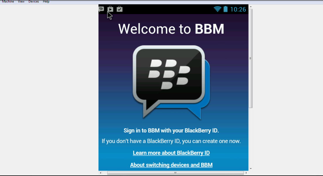 How to install bbm on pc