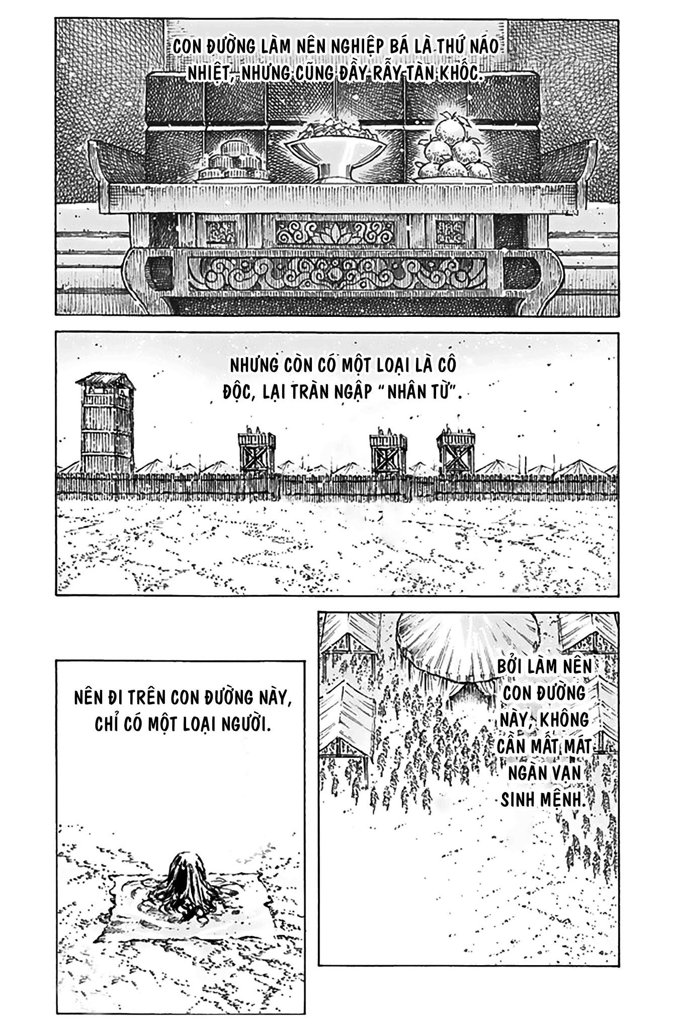 Hỏa Phụng Liêu Nguyên Chap 490 - Trang 10