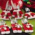New Santa Suit Christmas Silverware Holder Pockets 2014 December